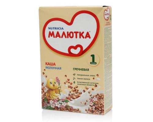 Каша молочная гречневая Малютка ТМ Nutricia (Нутриция)