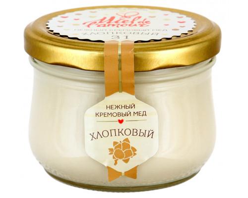 Крем-мёд Miel de lamour хлопковый, 250 г