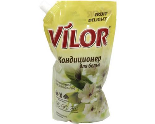Кондиционер для белья фруктовое наслаждение ТМ Vilor (Вилор)