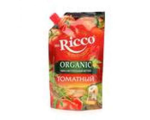 Кетчуп томатный ТМ Mr.Ricco (Мистер Рикко), 350 г
