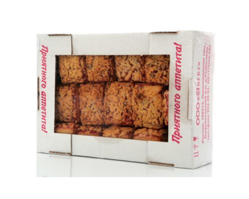 Печенье сдобное Венское с фруктовой начинкой ТМ Инекс