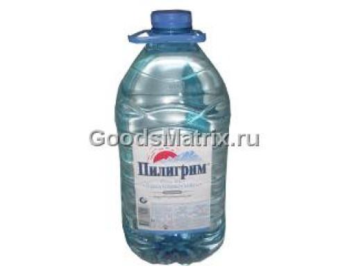 Вода ТМ Пилигрим минеральная питьевая столовая, 5 л