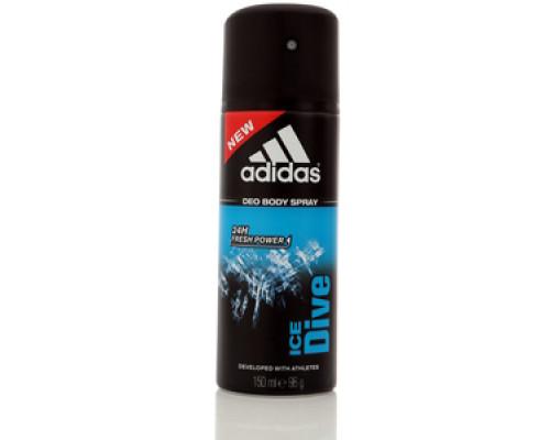 Део-спрей для мужчин Ice Dive Deo Body ТМ Adidas (Адидас)