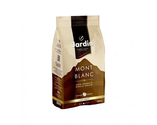 Кофе ТМ Jardin (Жардин) Mont Blanc, в зернах, 1 кг