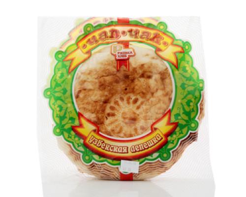 Узбекская лепешка Чап Чак ТМ Ржевка хлеб