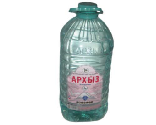 Вода минеральная питьевая столовая негазированная ТМ Архыз