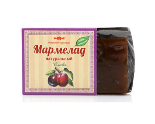 Мармелад фруктово-ягодный ТМ Озерский сувенир Слива