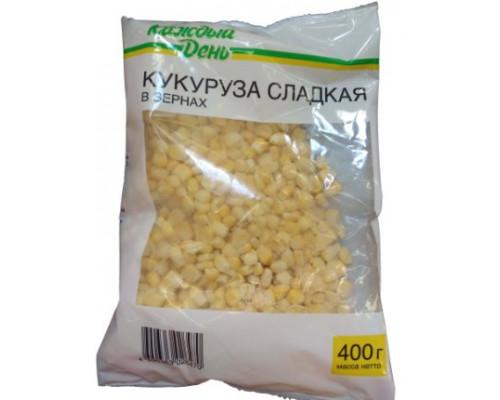 каждый день, кукуруза сладкая в зёрнах, 400 г