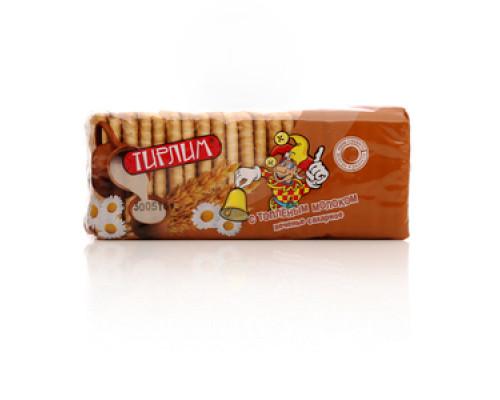 Печенье с топленым молоком ТМ Тирлим