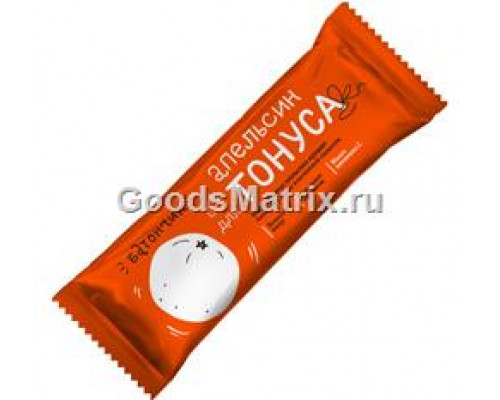Батончик ТМ Леовит, апельсин для тонуса, 25 г