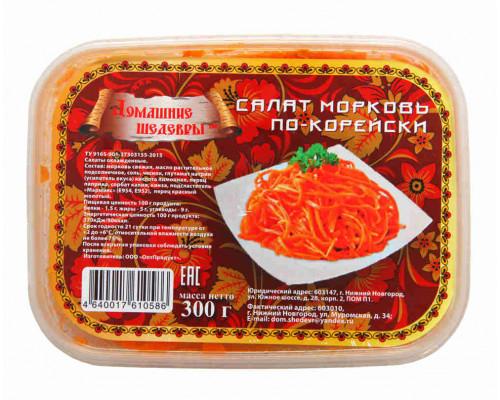 Морковь по-корейски 300г