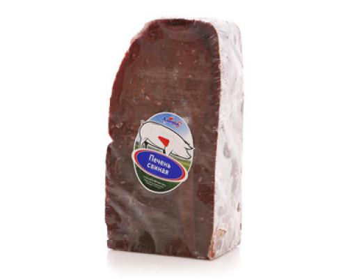 Печень свиная замороженная ТМ Диета