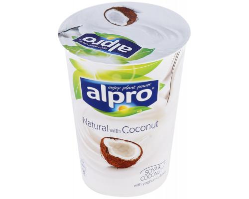 Десерт соевый ТМ Alpro (Алпро) Кокосовый, 500 г