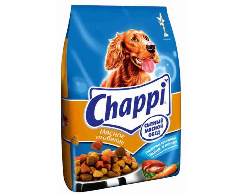 Корм д/собак Chappi Мясное изобилие сухой 2,5кг