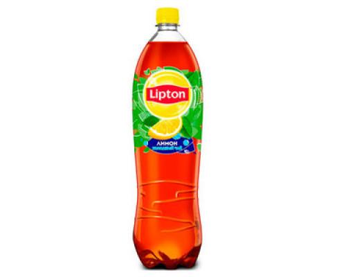 Напиток безалкогольный негазированный Холодный чай ТМ Липтон со вкусом лимона