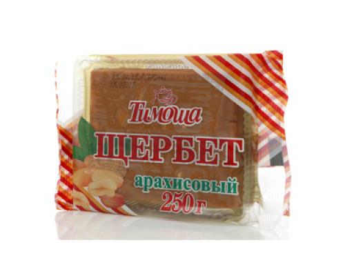 Щербет арахисовый ТМ Тимоша