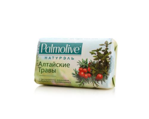 Мыло Palmolive натурэль Алтайские травы с экстрактами женьшеня, чабреца и можжевельника ТМ Palmolive (Палмолив)