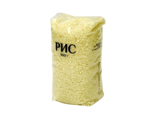 Рис шлифованный круглозерновой