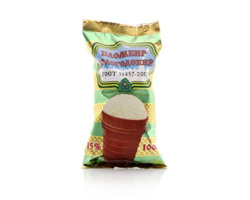 Мороженое пломбир ТМ Вологодский