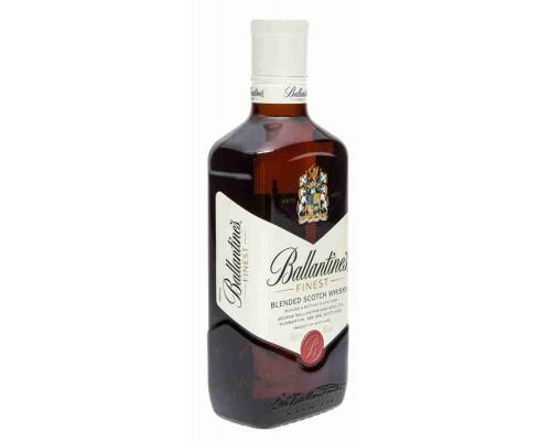 Виски Баллантайнс Файнест 0,5л 40%
