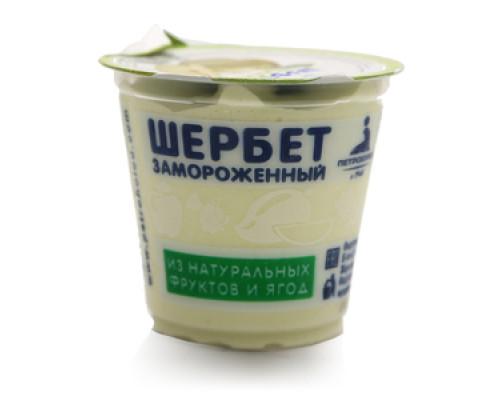Шербет яблочный замороженный ТМ Петрохолод
