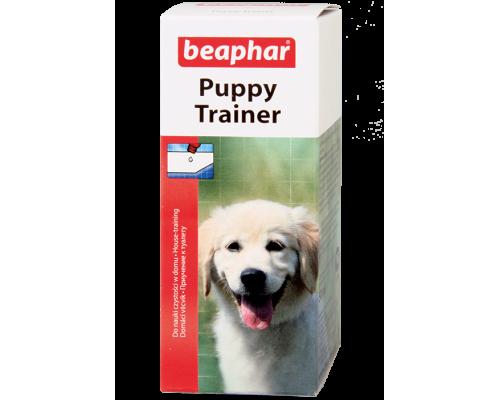 Средство для щенков Beaphar (Беафар) Puppy Trainer приучение к туалету, 50 мл