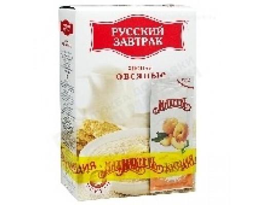 Русский Завтрак, с овсяными отрубями 400 г