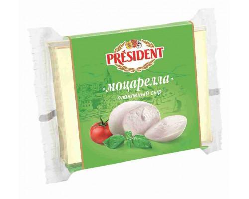 Сыр President Мастер Бутерброда Моцарелла ломтик 150г