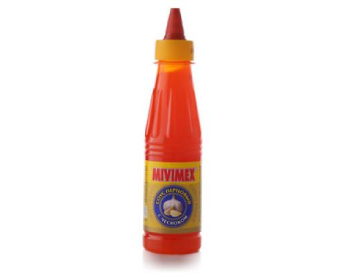 Соевый соус перцовый с чесноком ТМ Mivimex (мивимекс)