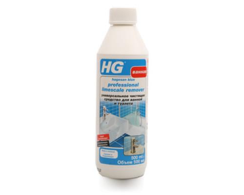 Чистящее средство для ванной и туалета ТМ HG (Эйч Джи)