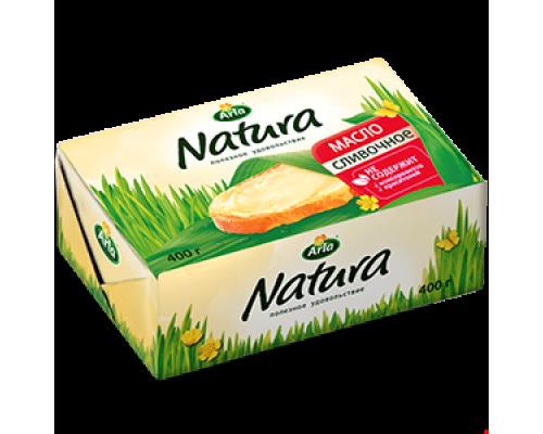 Масло сливочное ТМ Arla (Арла) Natura, 82%, 400 г