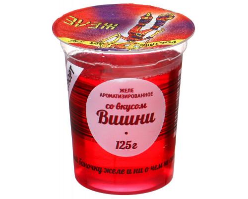 Желе РостАгроЭкспорт ароматизированное со вкусом вишни, 125г