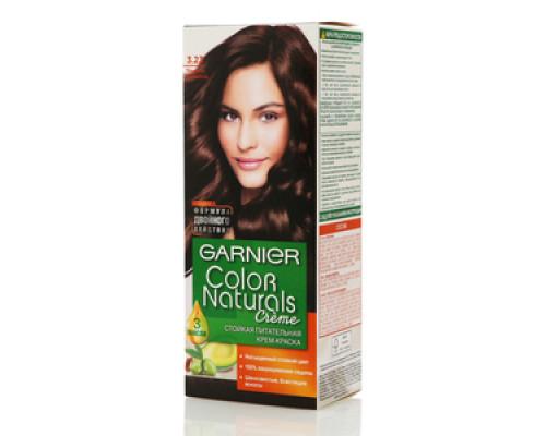 Крем-краска стойкая питательная темный шоколад Garnier color naturals cream (гарниер колор натуралс крем) ТМ Garnier