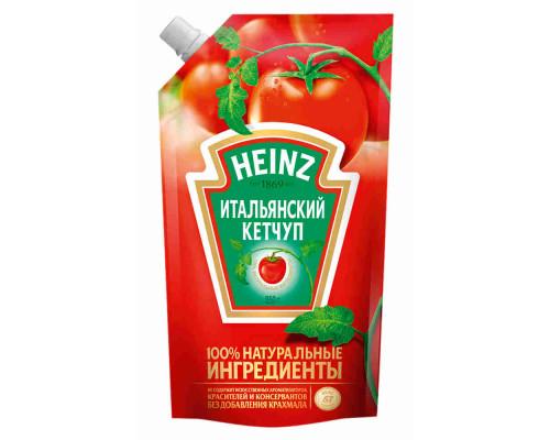 Кетчуп Heinz Итальянский 350г д/п