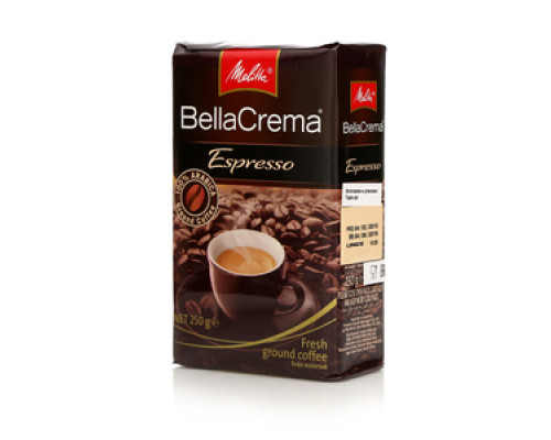 Кофе молотый Espresso ТМ Melitta (Мелитта)