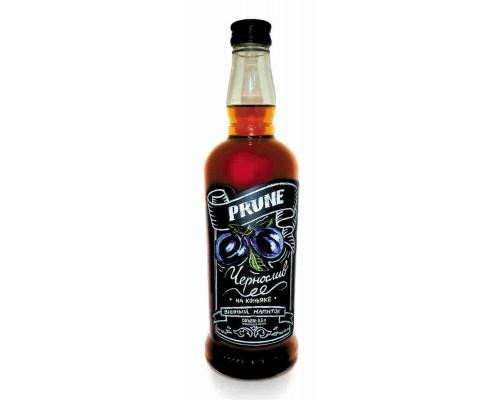 Напиток винный Cranberries Prune с ароматом чернослив на коньяке 14,5% 0,5л