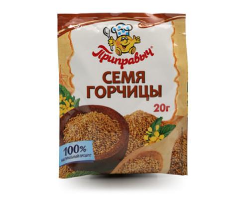 Семя горчицы ТМ Приправыч