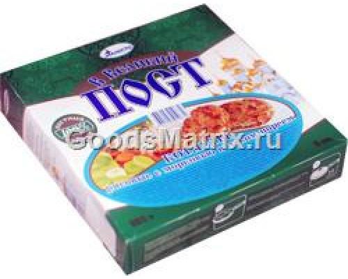 Котлеты рисовые ТМ Талосто с морковью и луком-пореем, 330 г