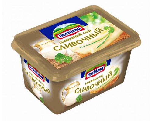Сыр плавленый Hochland сливочный 400г пл/в