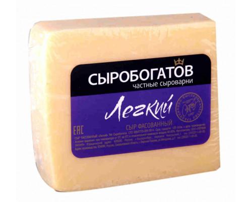 Сыр Сыробогатов Легкий 25% 270г