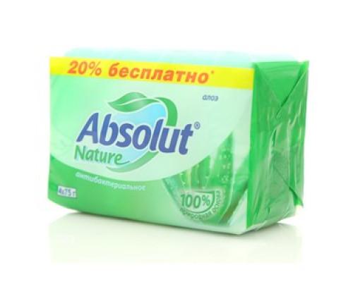 Мыло антибактериальное Nature ТМ Absolut (Абсолют), 4*75г