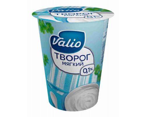 Творог мягкий Valio обезжиренный 0,1% 340г