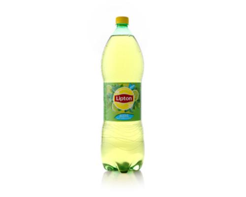 Зеленый холодный чай Lipton Вкус лайма и мяты ТМ Lipton (Липтон)