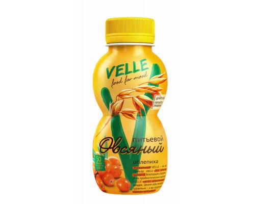 Продукт овсяный питьевой Velle с облепихой 250г