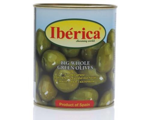 Оливки крупные с косточкой ТМ Iberica (Иберика)