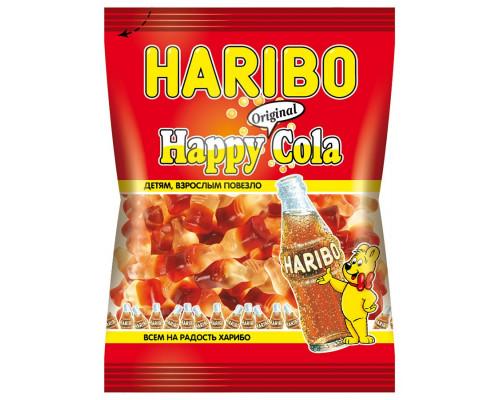 Мармелад жевательный Haribo Happy Cola, 70 г