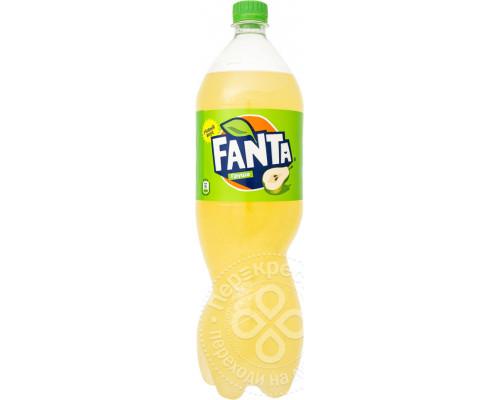 Напиток ТМ Fanta (Фанта) груша, сильногазированный, 1,5 л