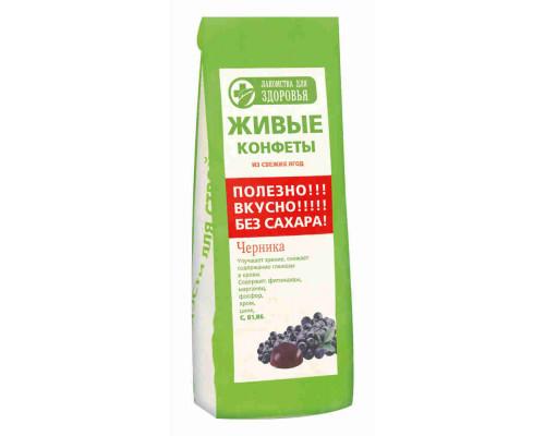 Мармелад Лакомства для здоровья желейный черника на фруктозе 170г