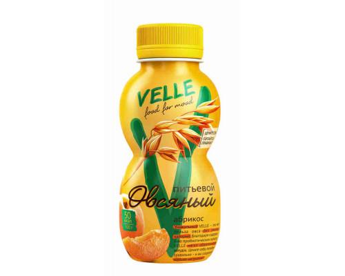 Продукт овсяный питьев Velle абрикос 250г