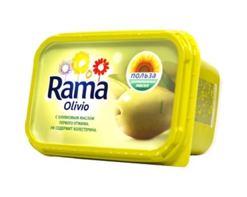 Маргарин с оливковым маслом Olivio (Оливио) ТМ Rama (Рама)